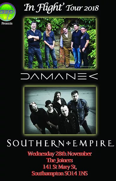 DAMANEK & SOUTHERN EMPIRE