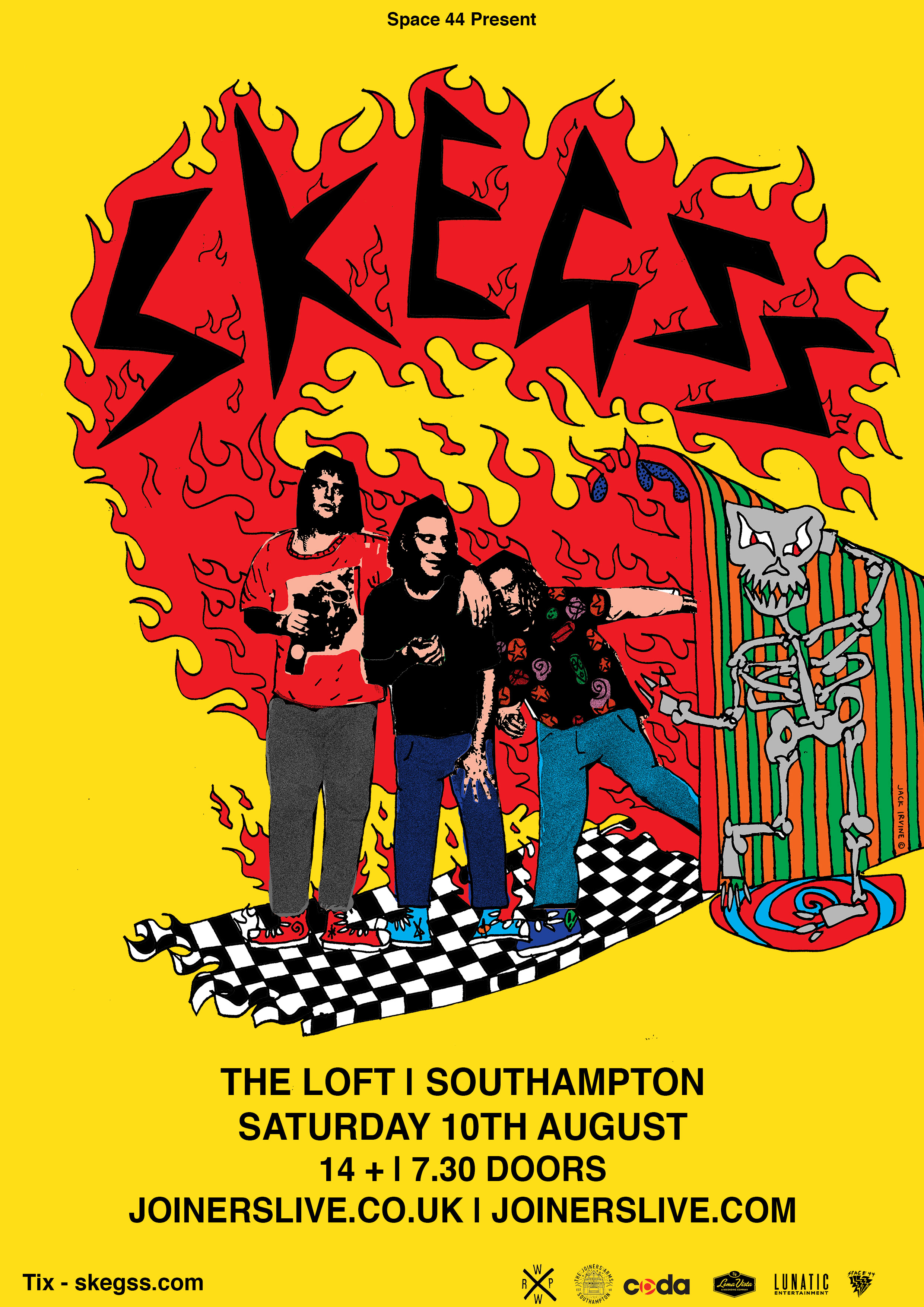 SKEGSS AT THE LOFT