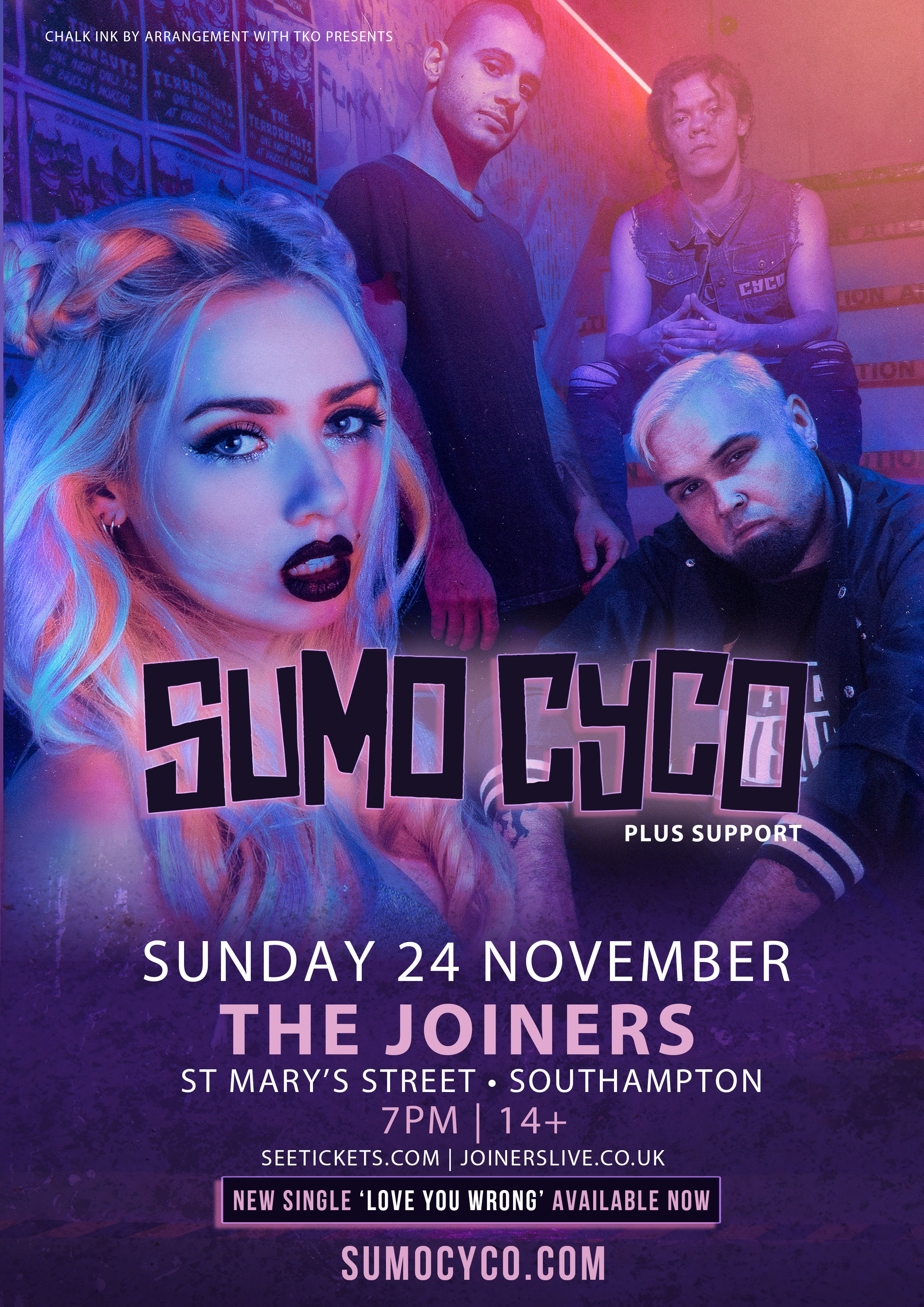 SUMO CYCO *SOLD OUT*