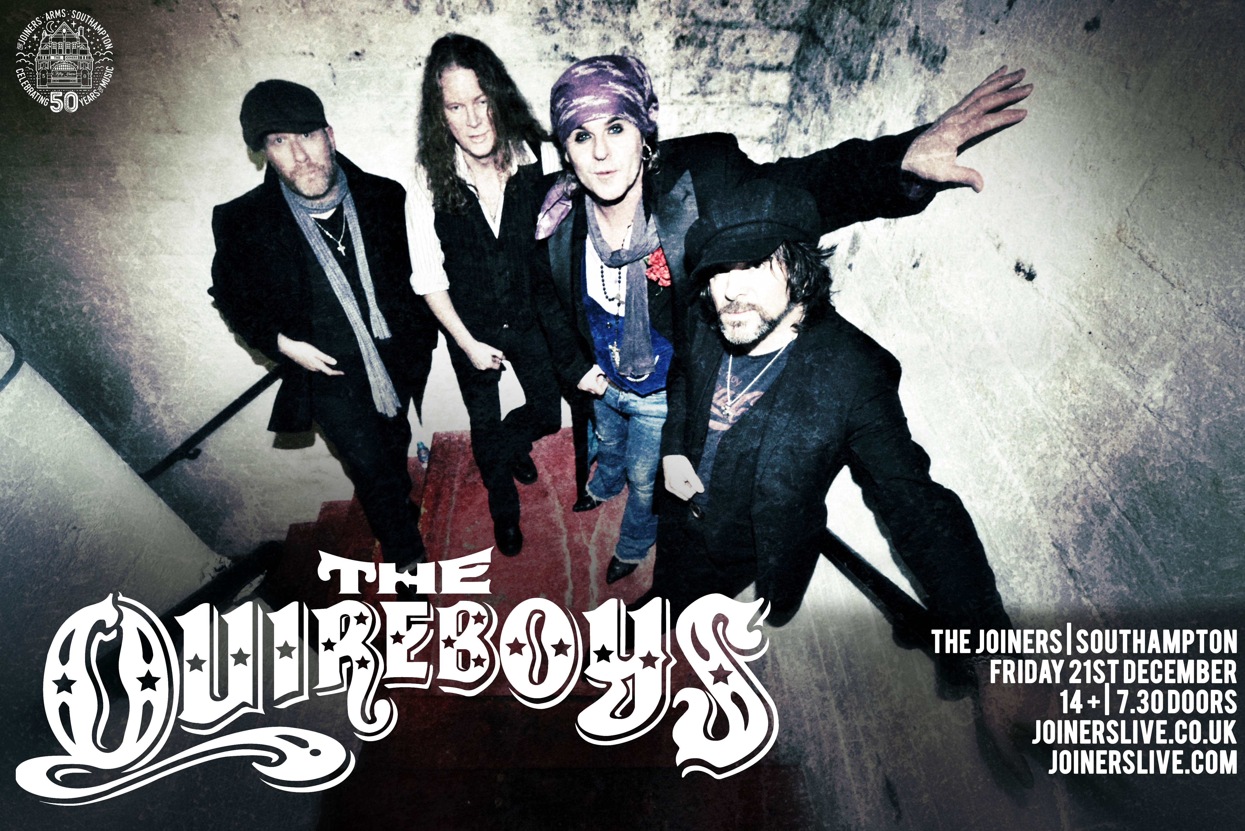 THE QUIREBOYS - UNPLUGGED