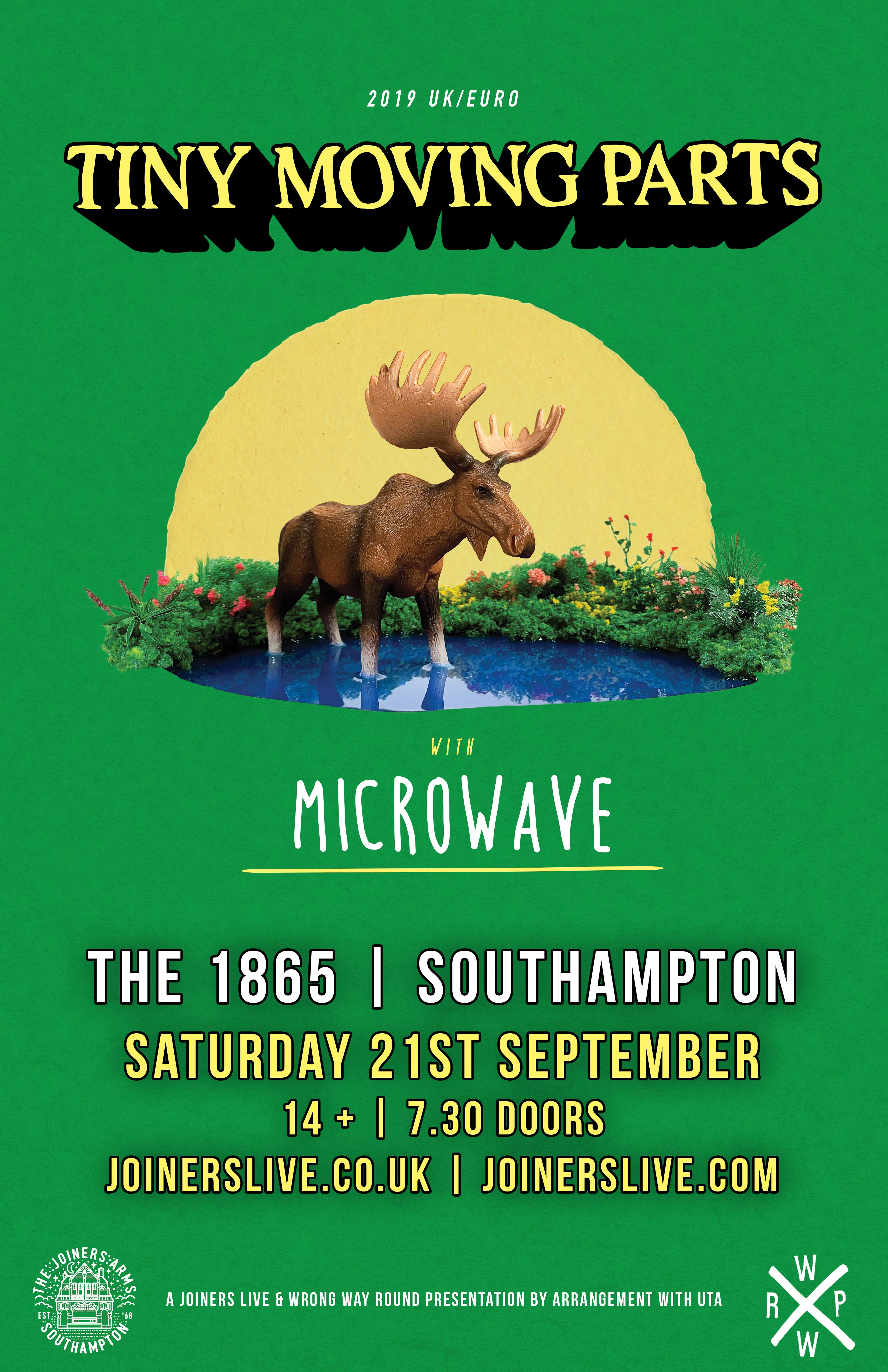 All events - The Joiners, Southampton