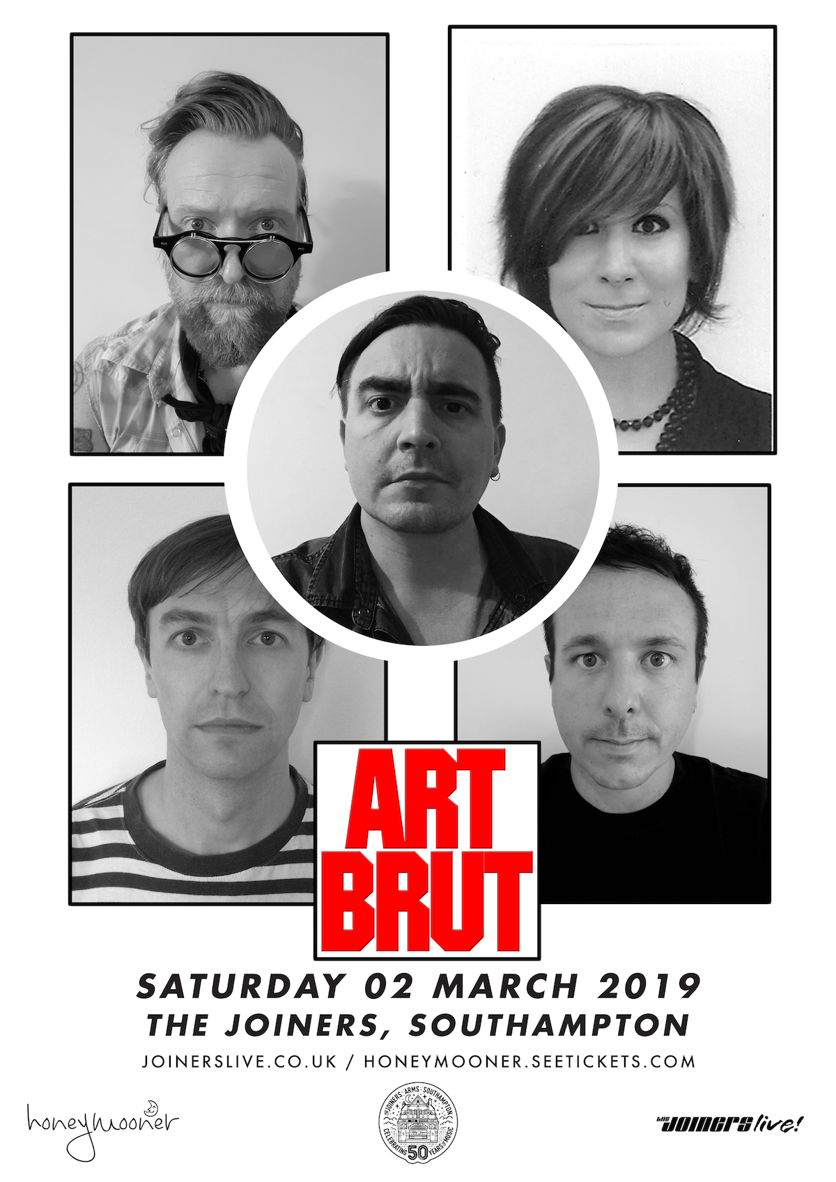 ART BRUT *SOLD OUT*