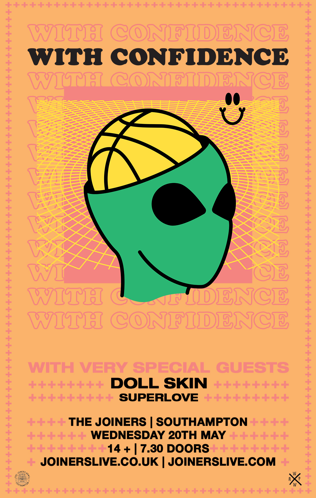 WITH CONFIDENCE + DOLL SKIN