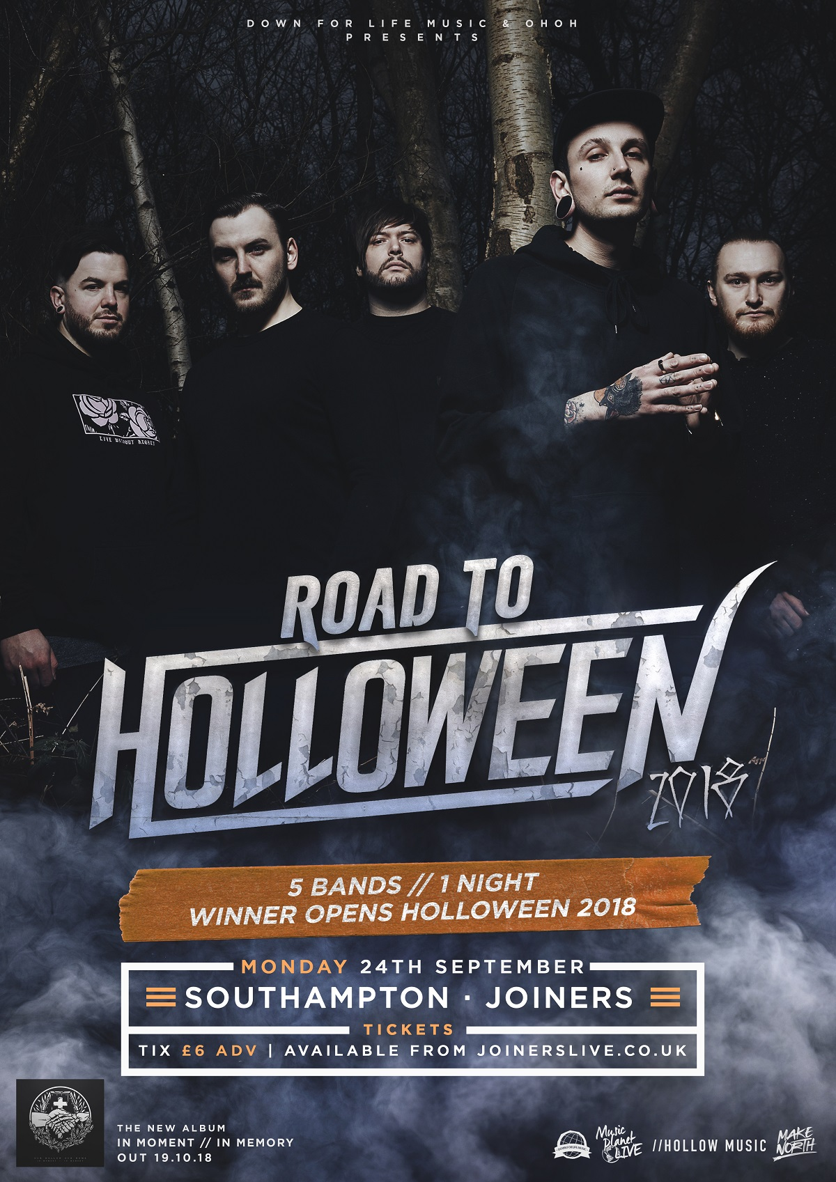 ROAD TO HOLLOWEEN